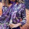 Narrow silk scarf Pushkin EE002S by English Eccentrics